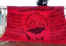 Alumnas toman Normal de Teteles, denuncian desvío de recursos