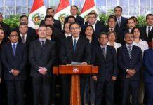 Perú, presidente disuelve el Congreso