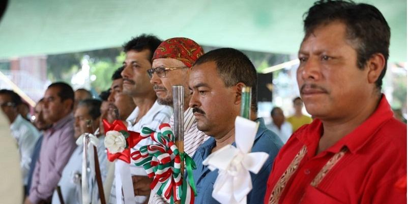 Pueblos indios, guardianes del agua