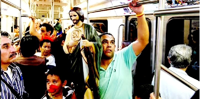 San Judas, patrono de las causas perdidas