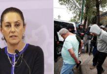 Sheinbaum sobre detenidos de Tepito