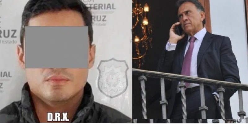Veracruz, detienen funcionarios de tiempos de Yunes