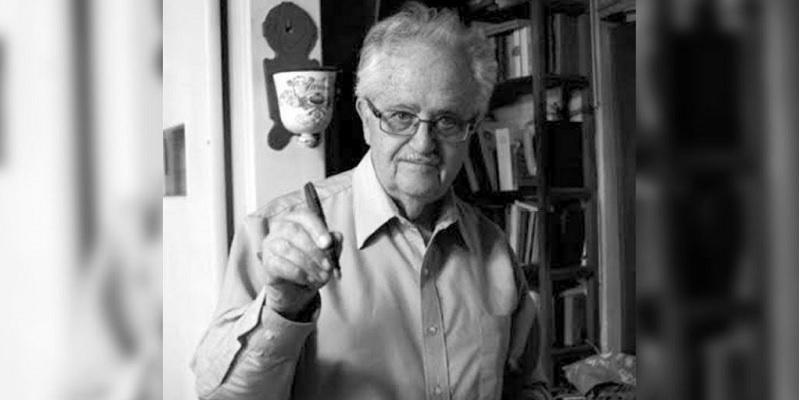Murió el escritor José de la Colina a los 85 años