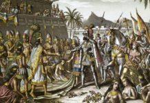 500 años del encuentro entre Cortés y Moctezuma