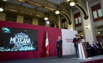 AMLO anuncia desfile cívico para conmemorar Revolución Méxicana