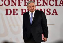 """AMLO condena actos de """"anarquistas"""" en la UNAM, no tienen fundamento"""
