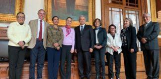 AMLO y Sheinbaum anuncian Universidad de Salud para 2020