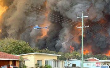 Australia, bajo fuego