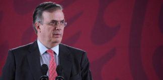 México propone reunión urgente en la OEA tras golpe enBolivia