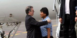 México no califica elecciones, asilo a Evo Morales es para protegerlo