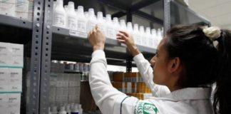 Abasto de medicinas al 99%, se trabaja para la cobertura total: IMSS