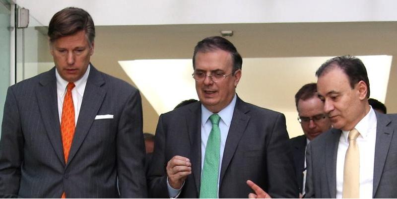 México EU, control de armas