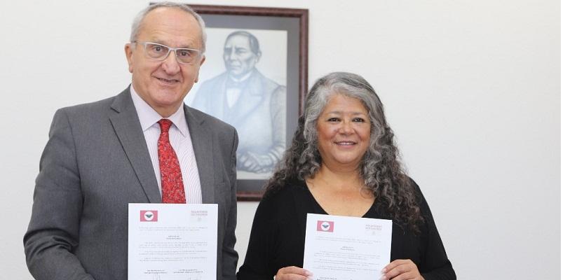 México firma acuerdo con sindicalistas de EU