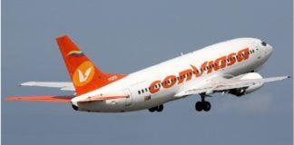 México y Venezuela reanudan vuelos