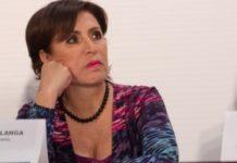 Comisiones aprueban juicio político contra Rosario Robles