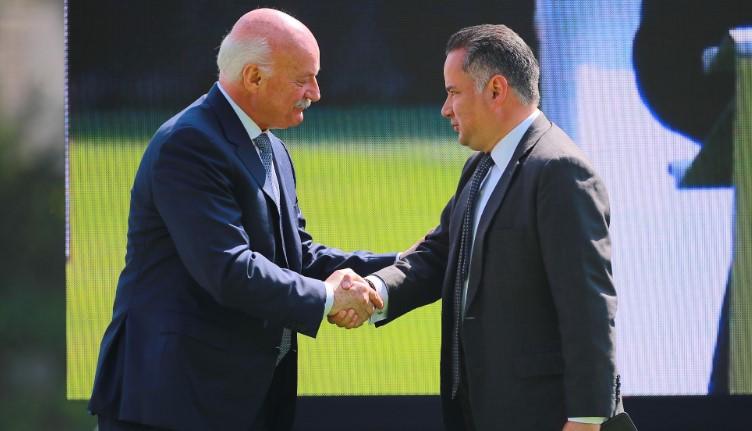 SHCP y la Liga MX firman convenio para vigilar equipos de futbol