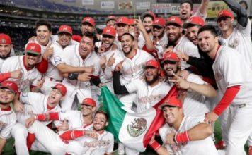Equipo mexicano de béisbol, hace historia y va a JJOO de Tokio 2020