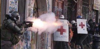 Bolivia bajo el golpe