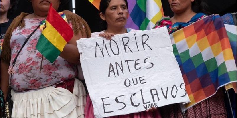 Bolivia, crece la tensión