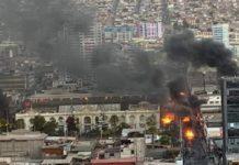 Chile, 6 semanas de protestas
