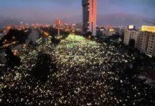 Chile, continúan las movilizaciones