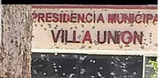 Coahuila, ataque en Villa Unión