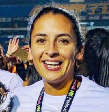 Futbolista Diana González, QEPD