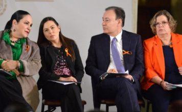 Durazo anuncia acuerdo con ONU para prevenir violencia contra mujeres