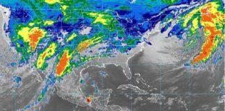 Emergencia por lluvias en BC