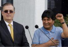 Evo Morales goza de libre expresión