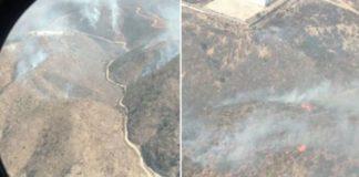 Conafor reporta liquidados incendios en Baja California