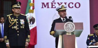 Sin protagonismos, fuerzas armadas reiteran lealtad a AMLO