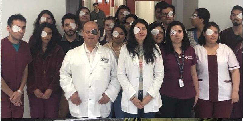Chile, médicos protestan por heridas en ojos de manifestantes
