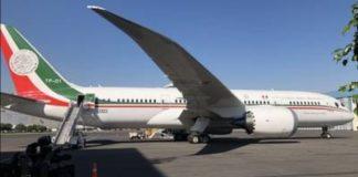 EPN y Calderón millones de dólares en aeronaves