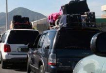 INM: 616 elementos vigilarán paso de connacionales de Tamaulipas a Qro