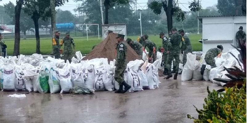 Tabasco, emergencia por lluvias