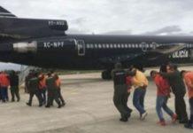 171 internos de Veracruz son trasladados a penales federales