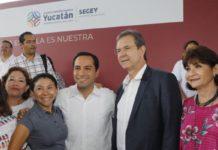 Yucatán, inversión en escuelas