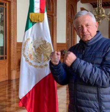 AMLO a Andy Ruiz previo a su pelea