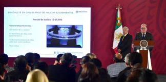 """AMLO alista sexta """"mega subasta"""" para construir caminos en La Yesca"""