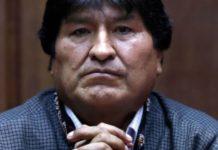 Evo Morales condena expulsión diplomática