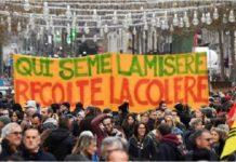Francia, la lucha de clases
