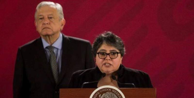 AMLO designa a Raquel Buenrostro como nueva titular del SAT