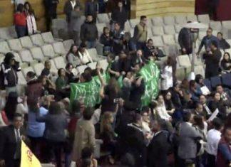 Congreso de Hidalgo dice 'no' a la libre elección de las mujeres