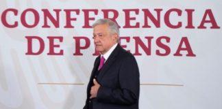 """""""No lo hizo ni Pinochet"""", AMLO sobre asedio en la embajada de Bolivia"""