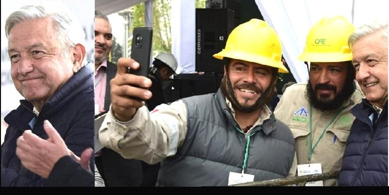AMLO:gas garantizado para 20 años