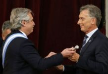 Alberto Fernández toma protesta como presidente de Argentina