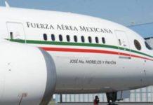 AMLO: Lento el proceso para vender del avión presidencial