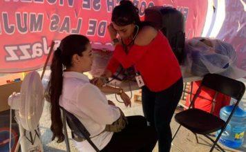 Chiapas, Jazmín en huelga de hambre