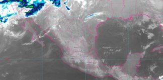 Frente Frío 20 y 21 provocan lluvias al oriente y noreste del país